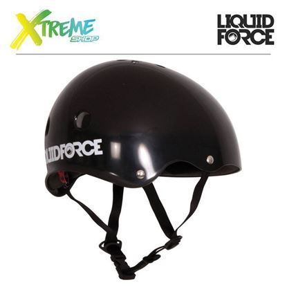 Kask wakeboardowy Liquid Force DROP Black 2017
