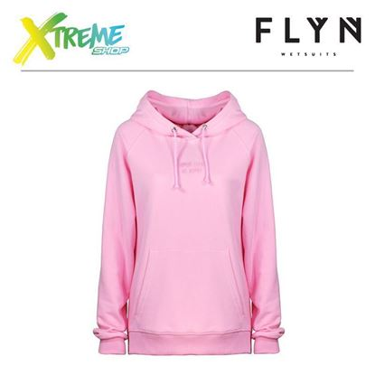 Bluza Flyn HOODIE NEVER TEAR US APART PINK WOMAN 1