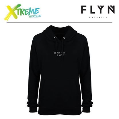 Bluza Flyn HOODIE NEVER TEAR US APART BLACK WOMAN 1
