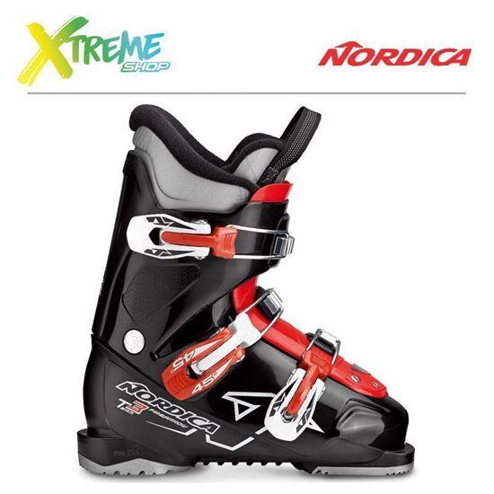Buty narciarskie Nordica TEAM 3 2019 Black/Red