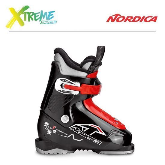 Buty narciarskie Nordica TEAM 1 2019 Black/Red