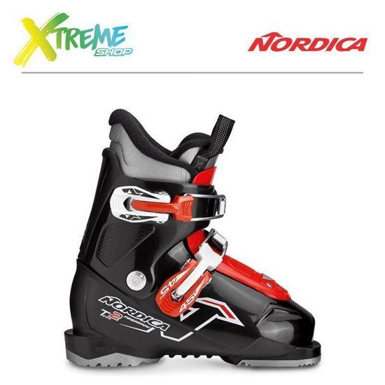 Buty narciarskie Nordica TEAM 2 2019 Black/Red