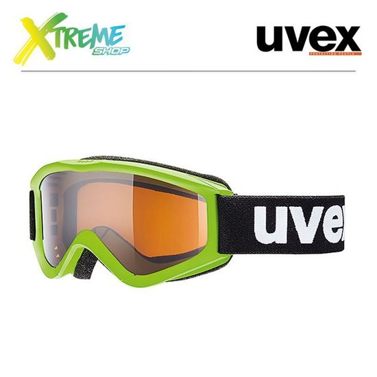 Gogle Uvex Speedy Pro 7212