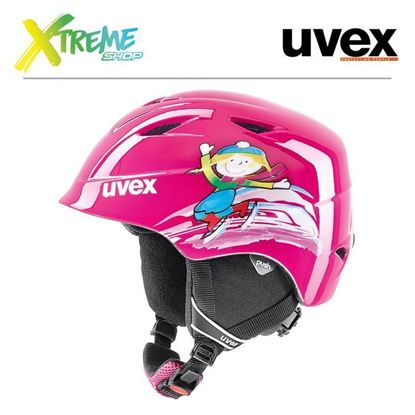 Kask Uvex Airwing II Pink