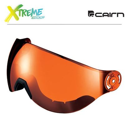 Szyba Cairn Visor Classic Orange