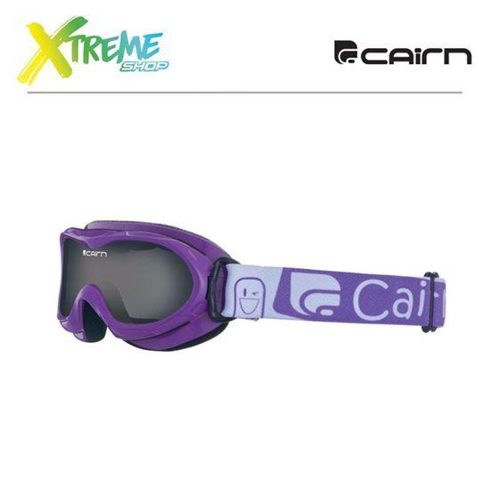 Gogle Cairn Bug Shiny Purple