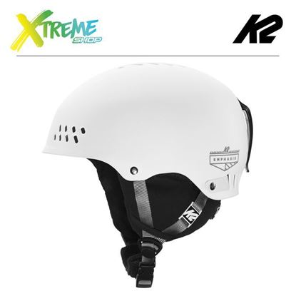 Kask K2 EMPHASIS White