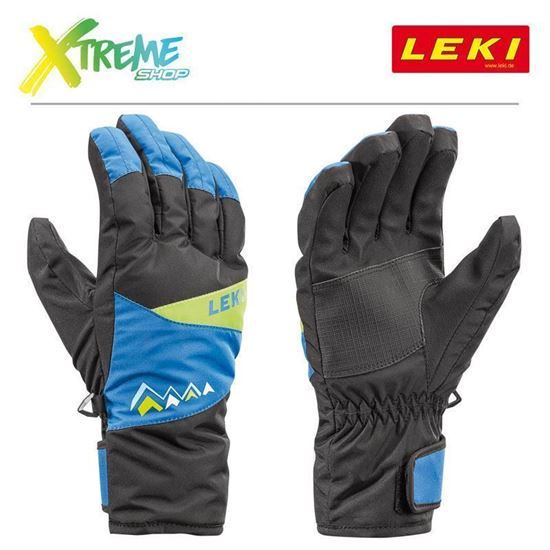 Rękawice narciarskie Leki MONTO JUNIOR 636885701