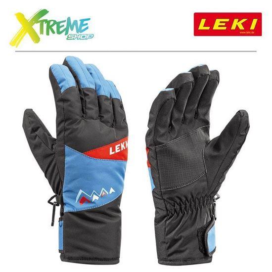 Rękawice narciarskie Leki MONTO JUNIOR 636885703