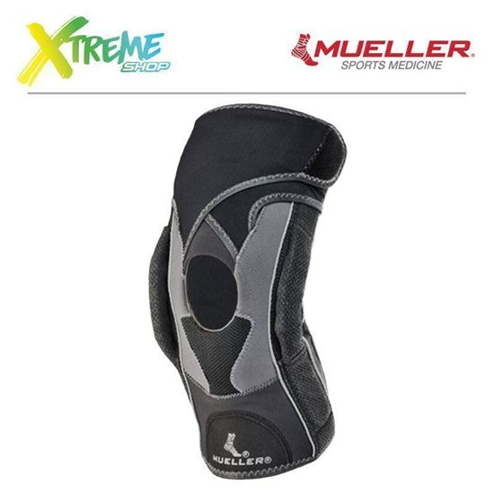 Stabilizator kolana z regulowanymi zawiasami Mueller HG80 5501X 1