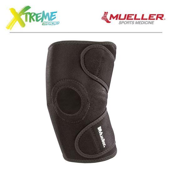 Stabilizator kolana z otworem na rzepkę Mueller 4532 1