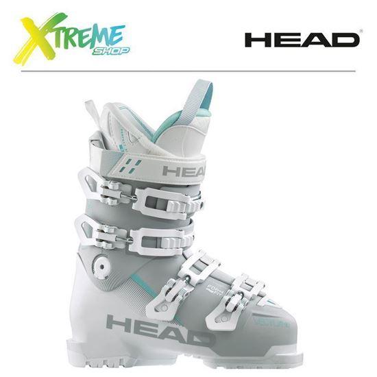 Buty narciarskie Head VECTOR EVO 90 W Gray/White 2018