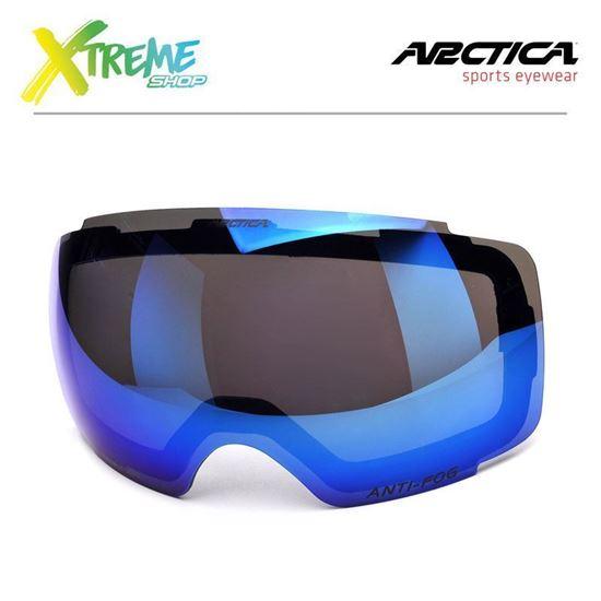 Szyba Arctica G-105 REVO Blue