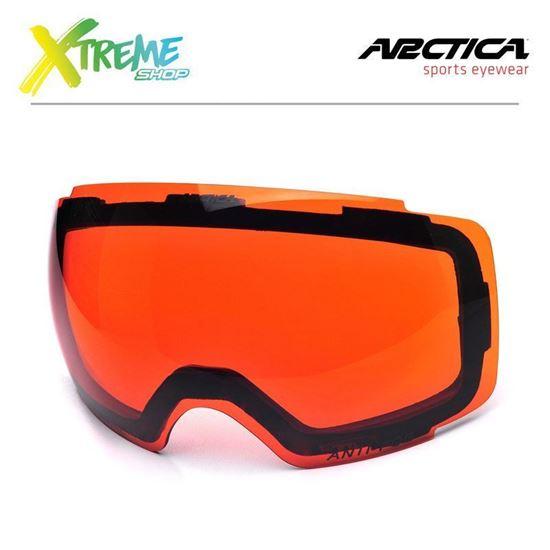 Szyba Arctica G-105 Orange