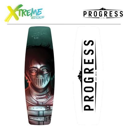 Deska wakeboard Progress HANNIBAL 2018 138