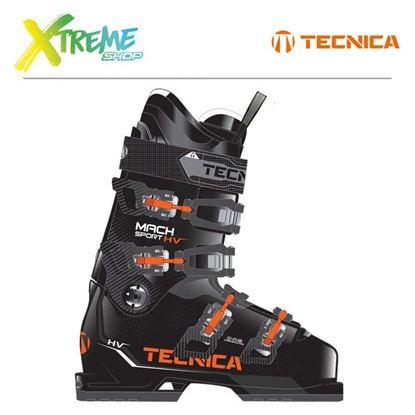 Buty narciarskie Tecnica MACH SPORT 80 HV 2019 Black/Orange