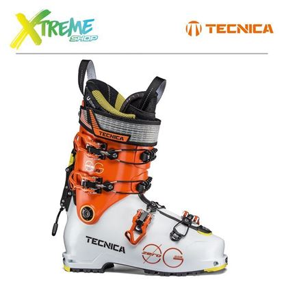 Buty narciarskie Tecnica ZERO G TOUR 2020