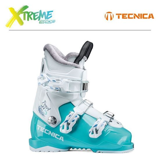 Buty narciarskie Tecnica JT 3 PEARL 2020