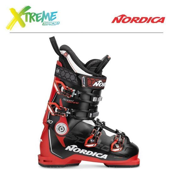 Buty narciarskie Nordica SPEEDMACHINE 110 2020 Black/Red/White