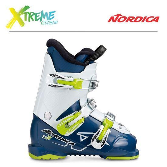Buty narciarskie Nordica TEAM 3 2019 Blue/White/Lime