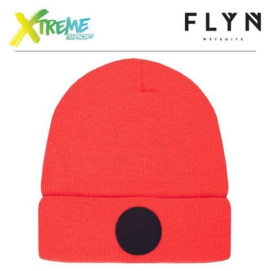 Czapka Flyn NEON BEANIE Orange 1