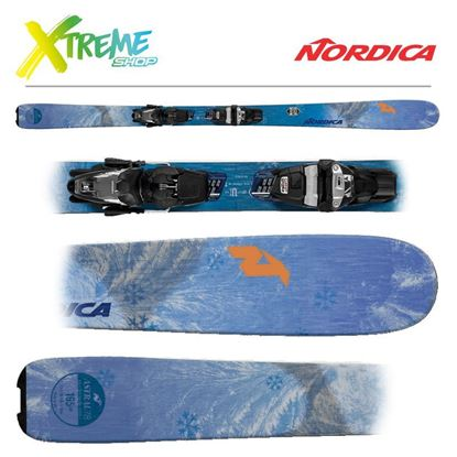 Narty Nordica ASTRAL 78 2019 + Wiązania Free 11 FDT