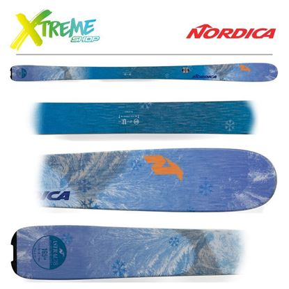 Narty Nordica ASTRAL 78 2019