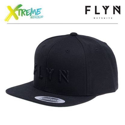 Czapka Flyn SNAPBACK CAP Black 1