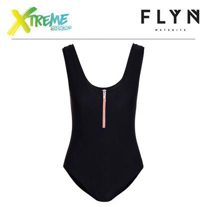 Strój kąpielowy Flyn CLASSIC SWIMWEAR Black 1