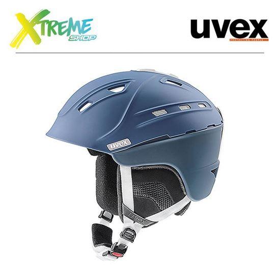 Kask UVEX P2US Navyblue Mat
