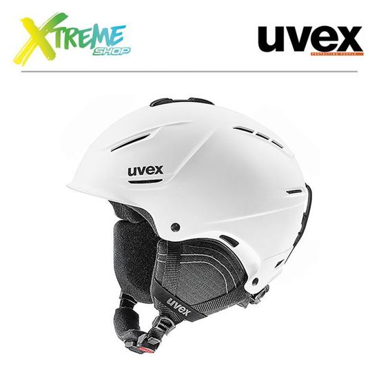Kask UVEX P1US 2.0 White Mat