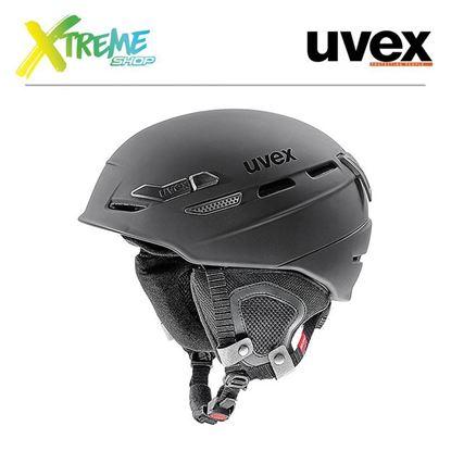 Kask UVEX P.8000 TOUR Black Mat