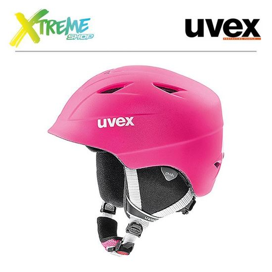 Kask UVEX AIRWING 2 PRO Pink Mat a4c4f2a44fb
