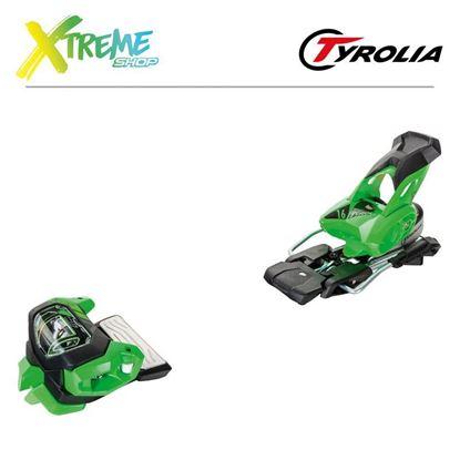 Wiązania Tyrolia AAATTACK 16 GW Green