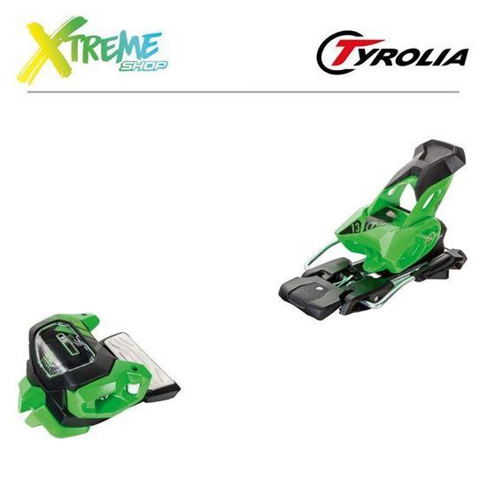 Wiązania Tyrolia ATTACK 13 GW Green