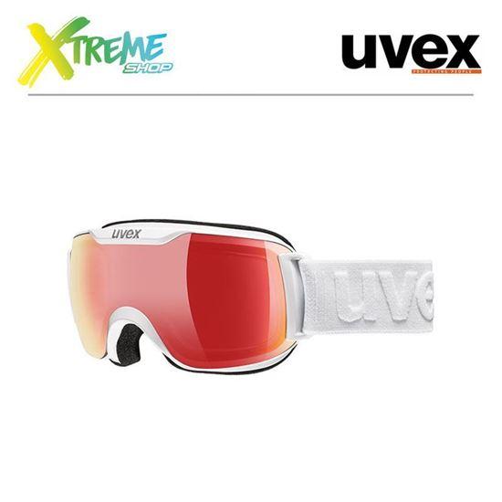 Gogle UVEX DOWNHILL 2000 S VFM White