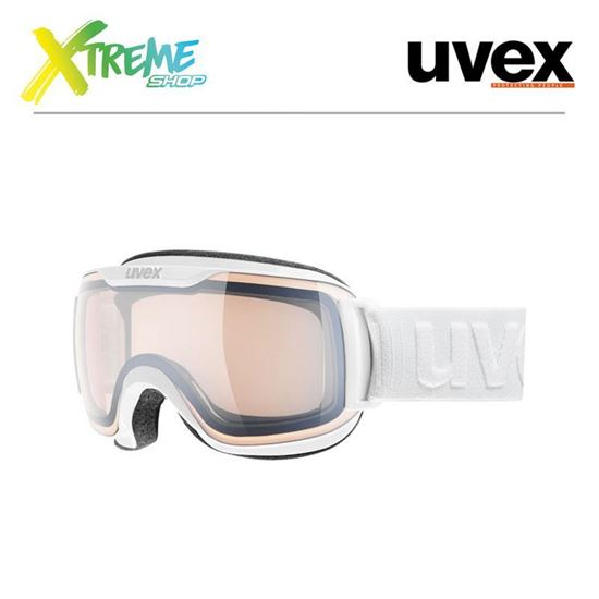 Gogle UVEX DOWNHILL 2000 S VLM White