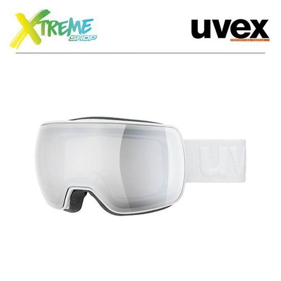 Gogle UVEX COMPAC LM White