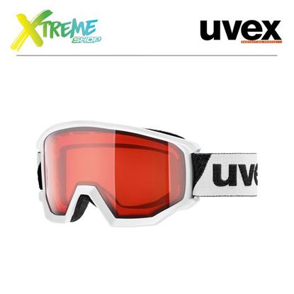 Gogle UVEX ATHLETIC LGL White