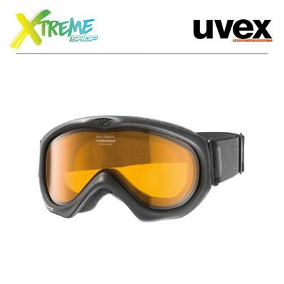 Gogle UVEX MAGIC II Black