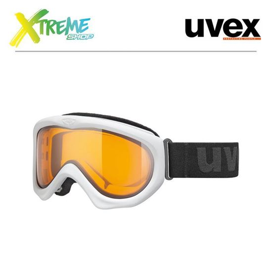 Gogle UVEX MAGIC II White