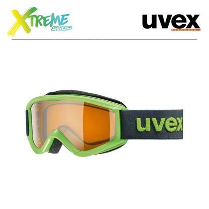 Gogle UVEX SPEEDY PRO Lightgreen