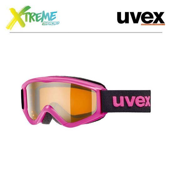 Gogle UVEX SPEEDY PRO Pink