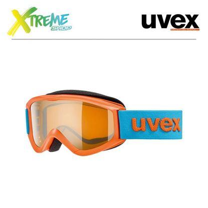 Gogle UVEX SPEEDY PRO Orange