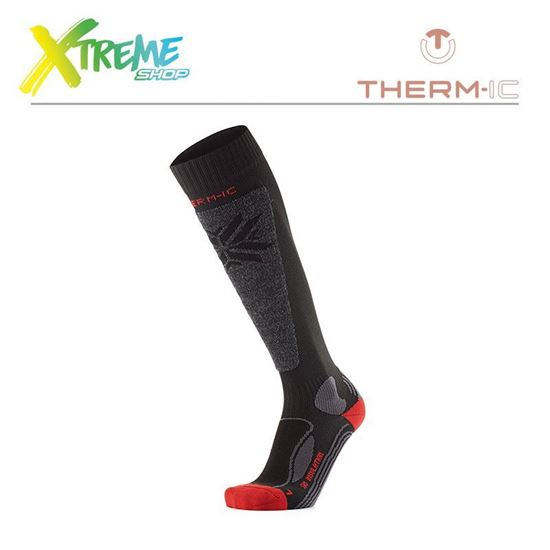 Skarpety Therm-Ic Ski Insulation Black
