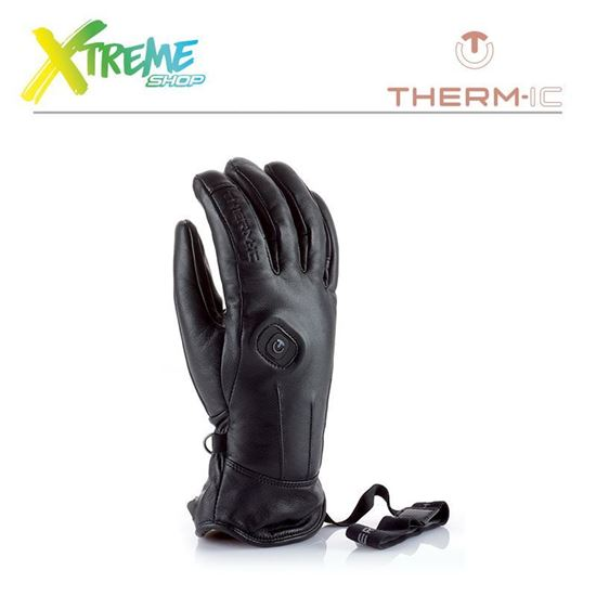 Rękawice Therm-Ic Powergloves Leather Ladies
