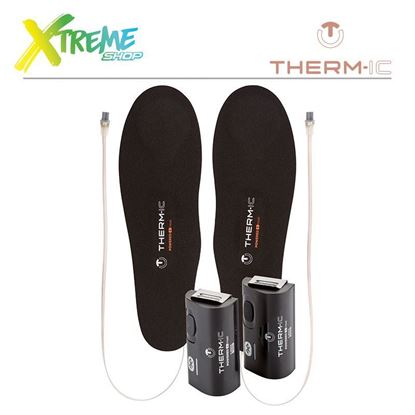 Wkładki Therm-Ic Heated Insole Set Heat Flat 1300 B