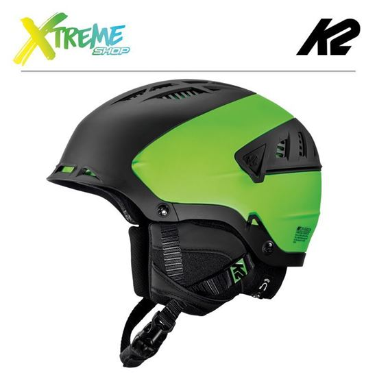 Kask K2 DIVERSION Black/Green