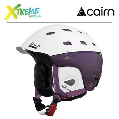 Kask Cairn I-BRID RESCUE Mat White Plum
