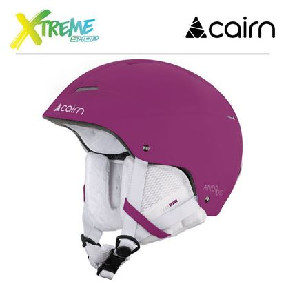 Kask Cairn ANDROID J Mat Lilac